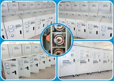 SVC/TNS series Servo-type Automatic Voltage Stabilizer or Regulator 1Phase/3Phase