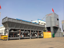 Topall Container Type Batching Plant