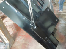 Steel Staircase Welding