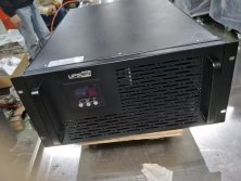 Rack Mount UPS 10Kva use for Bank Data Rooms in Middle East