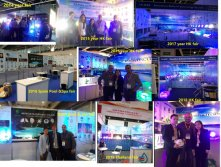 RefinedAttend Exhibitions since 2012 Year