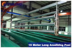 15 Meter Long Anodizing Pool