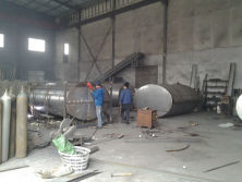 Stainless Steel Tank Workshop