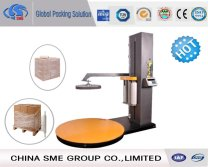 Top Plate Pallet Wrapping Machine