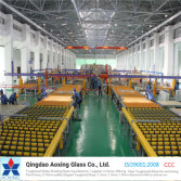 Solar glass production line 1
