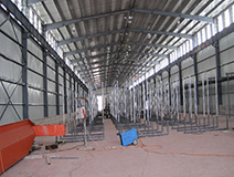 Project: Congo Steel Structure Workshop