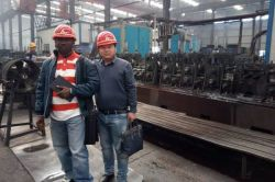 Warmly Welcome Sierra Leone Merchants Visited Shandong China Coal Group Joint Manufacturing Company
