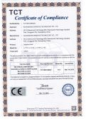 CE Certification for legend Printer