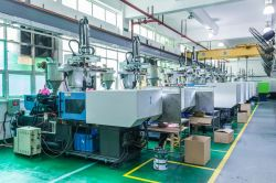 14 Sets Diffirent Tons Injection Machines