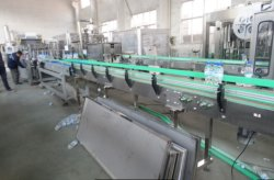 labeling machine to wrapping machine