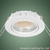 Tilt Recessed ceiling GU10/MR16 downlight fixture