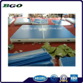 2017 New design PVC Inflatable Gym Mat