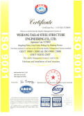 ISO 9901 Certificate