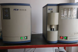 Oxygen & Nitrogen Analyzer