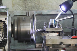 Manual Lathe centre