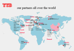 our cooperative partner all over the world