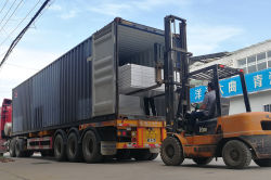 packing And Shipping Of Container House To Somalia