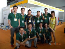 Induction Heating Machine Exhibition In 2010