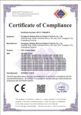 Products certificates5