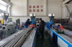 PVC Corner Beat Profile Production Line