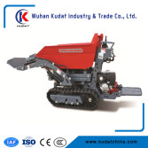 800kgs Hight Tipping Crawler Power Barrow