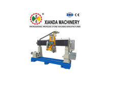DRC-230/460-2 Double Baluster railing processing machine