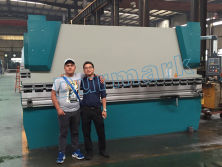 CNC Press brake customer