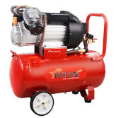 6HP 60L double cylinder oil air compressor