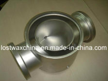 China specialist in steel invesmtent castings by lost wax