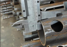 Guardrail TubeThickness Measurement