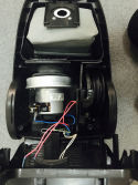 Inside Picture Of WSD1501 Vacuum Cleaner