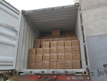Shipment to Germany