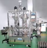auto powder filling machine