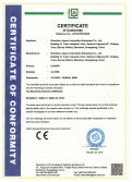Automatic Loader CE Certificates
