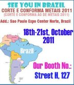 Exhibition: CORTE E CONFORMA METAIS 2011