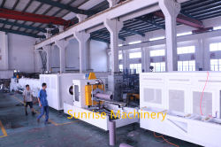 200-400mm PVC Pipe Production Line