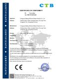 Products certificates6