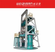 Radial Extrusion Pipe Making Machine