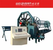 Concrete Pipes Wire Rebar Steel Cage Welding Machine