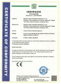 reflow oven machine CE Certificates