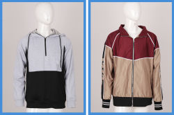 MEN JACKETS & HOODIES