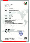 CE Certificate of led strip