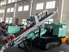 The Assembly Workshop of Small Blast Hole Drilling Rig