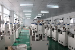 The workshop of automatic equipment
