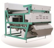 Belt Type Color Sorter for Plastic Flakes