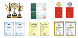 ZQ Machinery | Certificates