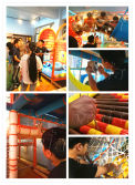 We get 2016 indoor playground ASTM F1918 quality and safety testing standard