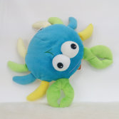 Sea animal plush toy