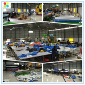 Rainbow Inflatables new production line