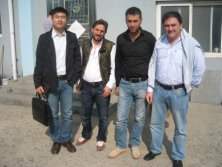 Turkey Client visit for Chemical Supply
